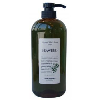 Natural Seaweed Shampoo 720ml